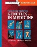 Thompson & Thompson Genetics in Medicine, 8th Ed.